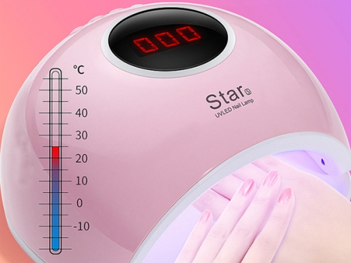 High Power Led Uv Nail Dryer Lamp 72w For Gel Polish Shenzhen